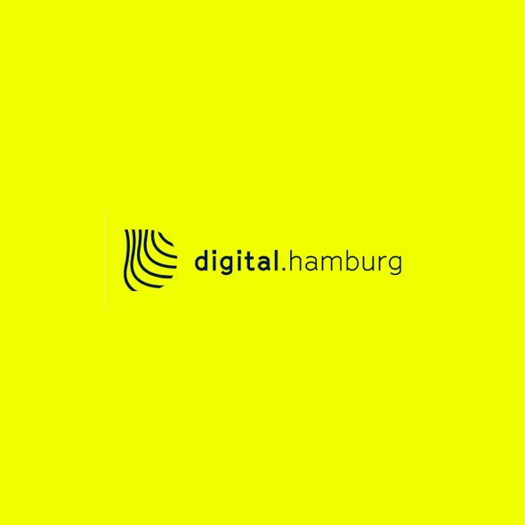 Logo digital.hamburg